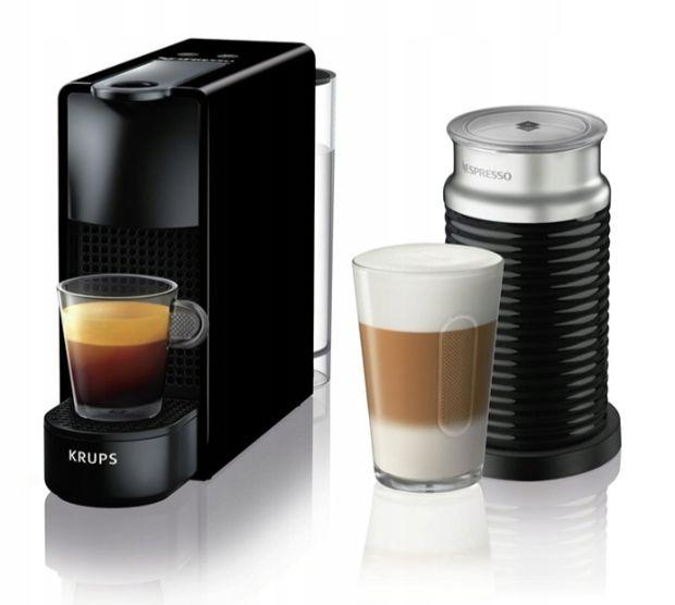 Krups Nespresso Essenza Mini & Aeroccino XN1118