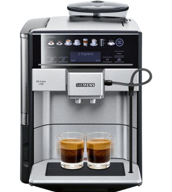 Ekspres do kawy Siemenes EQ.6 Plus S700